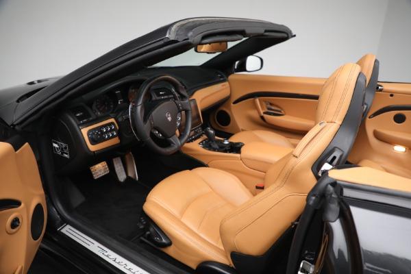 New 2019 Maserati GranTurismo MC Convertible for sale $178,745 at Maserati of Greenwich in Greenwich CT 06830 25