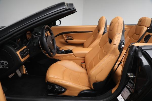 New 2019 Maserati GranTurismo MC Convertible for sale $178,745 at Maserati of Greenwich in Greenwich CT 06830 26