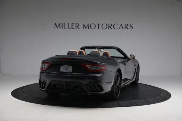 New 2019 Maserati GranTurismo MC Convertible for sale $178,745 at Maserati of Greenwich in Greenwich CT 06830 7