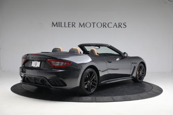 New 2019 Maserati GranTurismo MC Convertible for sale $178,745 at Maserati of Greenwich in Greenwich CT 06830 8
