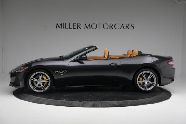 New 2019 Maserati GranTurismo Sport Convertible for sale $164,075 at Maserati of Greenwich in Greenwich CT 06830 12