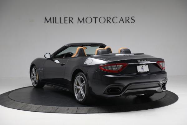 New 2019 Maserati GranTurismo Sport Convertible for sale $164,075 at Maserati of Greenwich in Greenwich CT 06830 13
