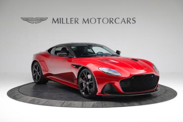 Used 2019 Aston Martin DBS Superleggera for sale Sold at Maserati of Greenwich in Greenwich CT 06830 10