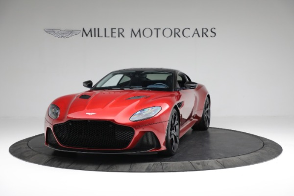 Used 2019 Aston Martin DBS Superleggera for sale Sold at Maserati of Greenwich in Greenwich CT 06830 12