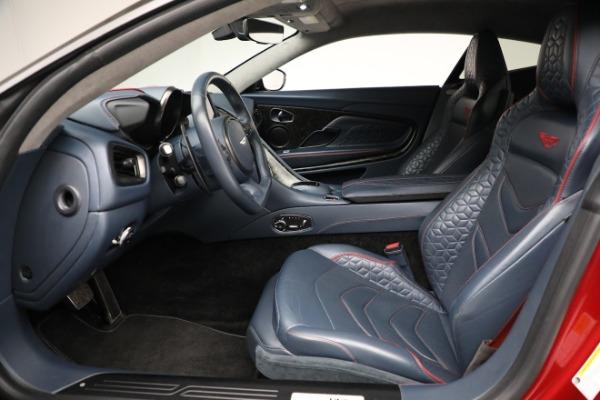 Used 2019 Aston Martin DBS Superleggera for sale Sold at Maserati of Greenwich in Greenwich CT 06830 14