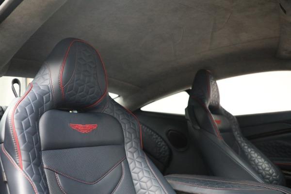 Used 2019 Aston Martin DBS Superleggera for sale Sold at Maserati of Greenwich in Greenwich CT 06830 18