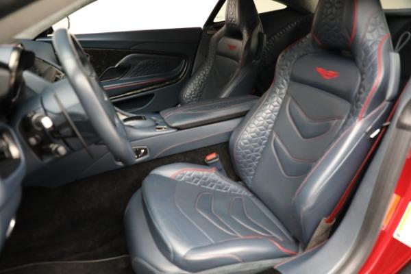 Used 2019 Aston Martin DBS Superleggera for sale Sold at Maserati of Greenwich in Greenwich CT 06830 19