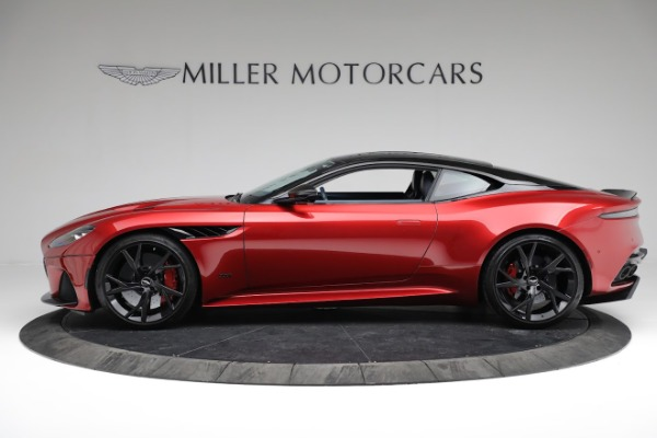 Used 2019 Aston Martin DBS Superleggera for sale Sold at Maserati of Greenwich in Greenwich CT 06830 2
