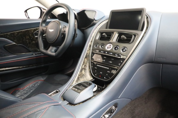 Used 2019 Aston Martin DBS Superleggera for sale $259,900 at Maserati of Greenwich in Greenwich CT 06830 22