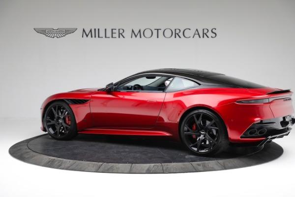 Used 2019 Aston Martin DBS Superleggera for sale Sold at Maserati of Greenwich in Greenwich CT 06830 3