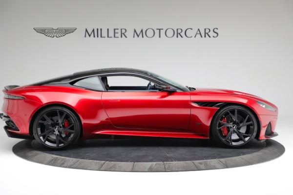 Used 2019 Aston Martin DBS Superleggera for sale Sold at Maserati of Greenwich in Greenwich CT 06830 8
