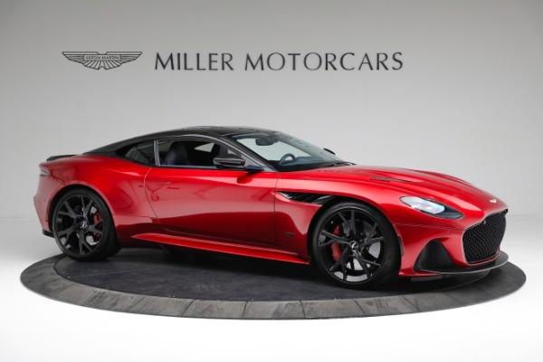 Used 2019 Aston Martin DBS Superleggera for sale Sold at Maserati of Greenwich in Greenwich CT 06830 9