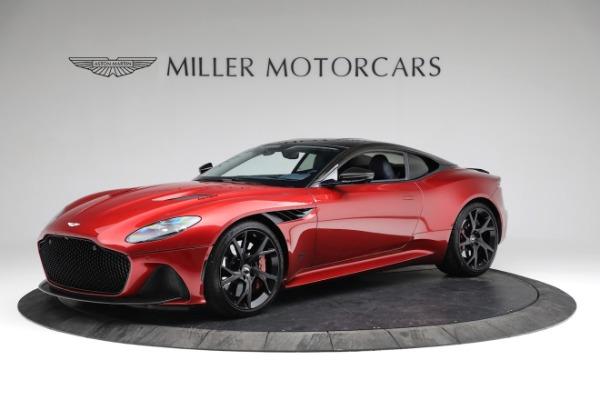 Used 2019 Aston Martin DBS Superleggera for sale Sold at Maserati of Greenwich in Greenwich CT 06830 1
