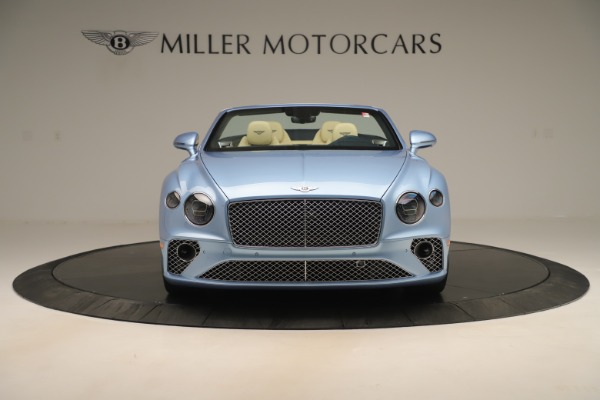 New 2020 Bentley Continental GTC V8 for sale Sold at Maserati of Greenwich in Greenwich CT 06830 12