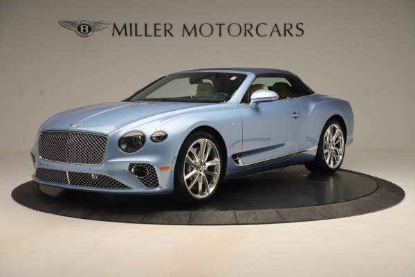 Used 2020 Bentley Continental GTC V8 for sale $288,020 at Maserati of Greenwich in Greenwich CT 06830 13