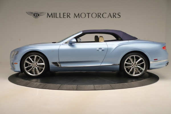 New 2020 Bentley Continental GTC V8 for sale Sold at Maserati of Greenwich in Greenwich CT 06830 14