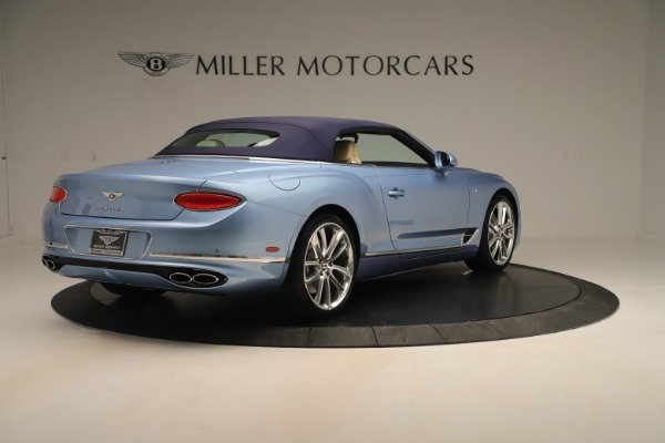 Used 2020 Bentley Continental GTC V8 for sale $288,020 at Maserati of Greenwich in Greenwich CT 06830 16
