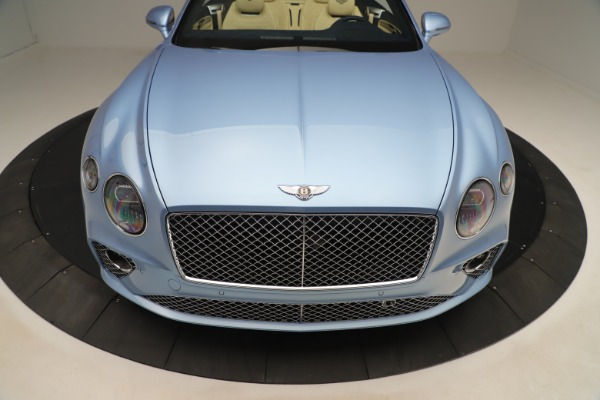 New 2020 Bentley Continental GTC V8 for sale Sold at Maserati of Greenwich in Greenwich CT 06830 19