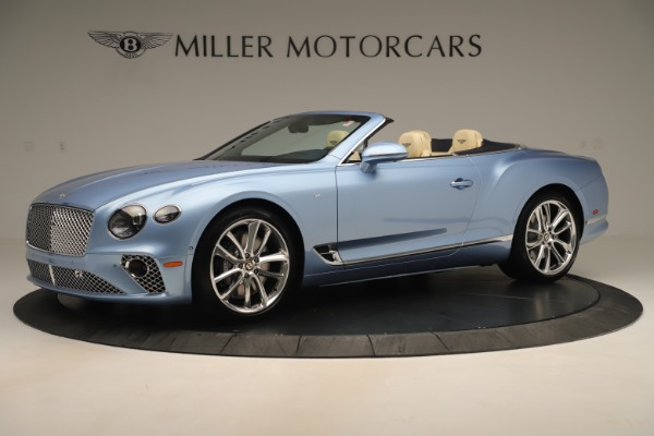 Used 2020 Bentley Continental GTC V8 for sale $288,020 at Maserati of Greenwich in Greenwich CT 06830 2
