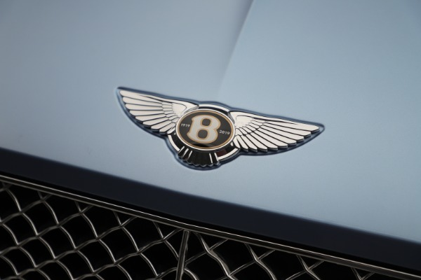 Used 2020 Bentley Continental GTC V8 for sale $288,020 at Maserati of Greenwich in Greenwich CT 06830 20