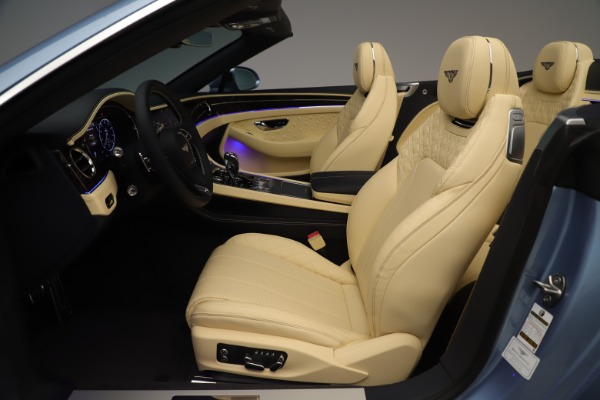 Used 2020 Bentley Continental GTC V8 for sale $288,020 at Maserati of Greenwich in Greenwich CT 06830 25