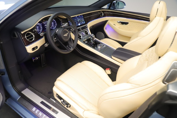 Used 2020 Bentley Continental GTC V8 for sale $288,020 at Maserati of Greenwich in Greenwich CT 06830 26