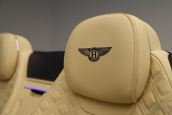 Used 2020 Bentley Continental GTC V8 for sale $288,020 at Maserati of Greenwich in Greenwich CT 06830 27