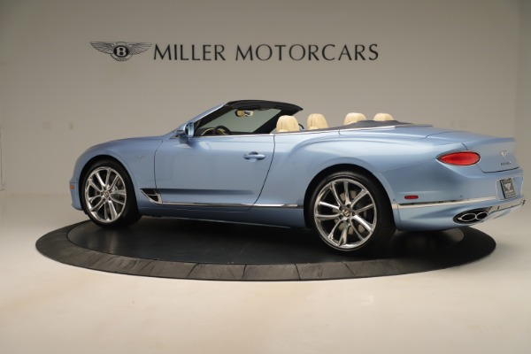 Used 2020 Bentley Continental GTC V8 for sale $288,020 at Maserati of Greenwich in Greenwich CT 06830 4