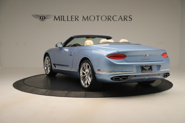 Used 2020 Bentley Continental GTC V8 for sale $288,020 at Maserati of Greenwich in Greenwich CT 06830 5