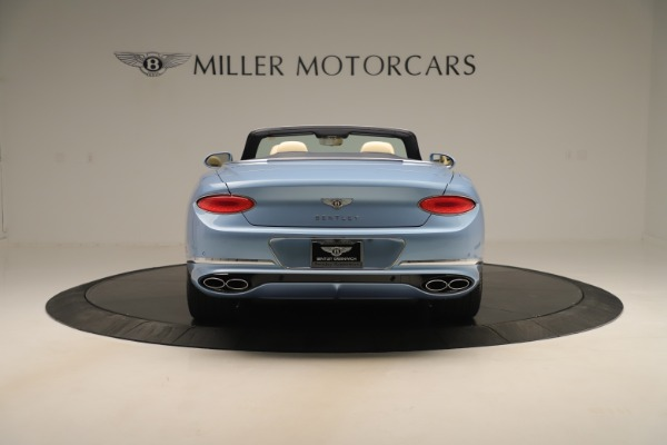Used 2020 Bentley Continental GTC V8 for sale $288,020 at Maserati of Greenwich in Greenwich CT 06830 6
