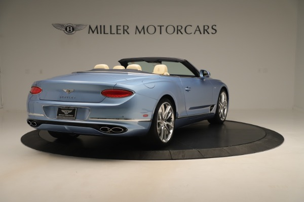 Used 2020 Bentley Continental GTC V8 for sale $288,020 at Maserati of Greenwich in Greenwich CT 06830 7