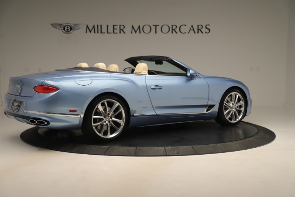 Used 2020 Bentley Continental GTC V8 for sale $288,020 at Maserati of Greenwich in Greenwich CT 06830 8