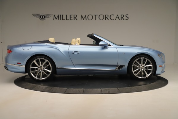 Used 2020 Bentley Continental GTC V8 for sale $288,020 at Maserati of Greenwich in Greenwich CT 06830 9