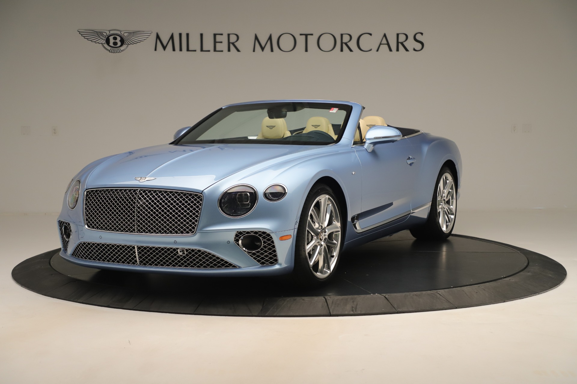 Used 2020 Bentley Continental GTC V8 for sale $288,020 at Maserati of Greenwich in Greenwich CT 06830 1