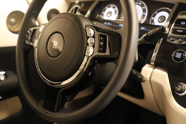 Used 2015 Rolls-Royce Wraith for sale Sold at Maserati of Greenwich in Greenwich CT 06830 20