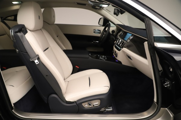 Used 2015 Rolls-Royce Wraith for sale Sold at Maserati of Greenwich in Greenwich CT 06830 28