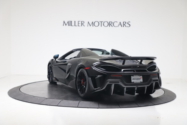 New 2020 McLaren 600LT SPIDER Convertible for sale $289,020 at Maserati of Greenwich in Greenwich CT 06830 10