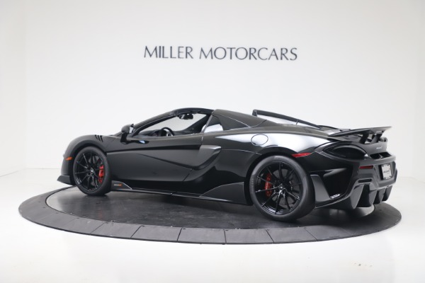 New 2020 McLaren 600LT SPIDER Convertible for sale $289,020 at Maserati of Greenwich in Greenwich CT 06830 13