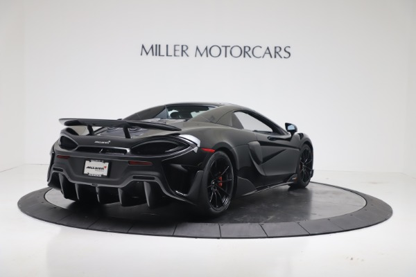 New 2020 McLaren 600LT SPIDER Convertible for sale $289,020 at Maserati of Greenwich in Greenwich CT 06830 14