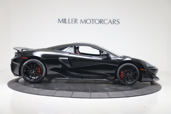 New 2020 McLaren 600LT SPIDER Convertible for sale $289,020 at Maserati of Greenwich in Greenwich CT 06830 15