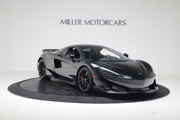 New 2020 McLaren 600LT SPIDER Convertible for sale $289,020 at Maserati of Greenwich in Greenwich CT 06830 16