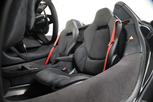 Used 2020 McLaren 600LT Spider for sale $249,900 at Maserati of Greenwich in Greenwich CT 06830 20