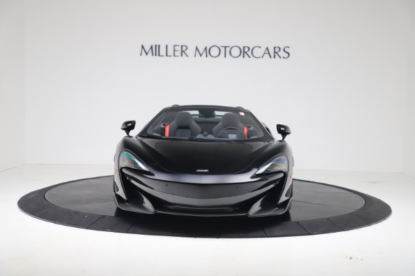 New 2020 McLaren 600LT SPIDER Convertible for sale $289,020 at Maserati of Greenwich in Greenwich CT 06830 3