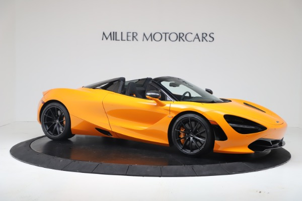 New 2020 McLaren 720S Spider Performance for sale $374,440 at Maserati of Greenwich in Greenwich CT 06830 10