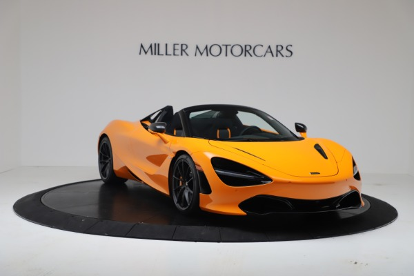 New 2020 McLaren 720S Spider Convertible for sale $374,440 at Maserati of Greenwich in Greenwich CT 06830 11