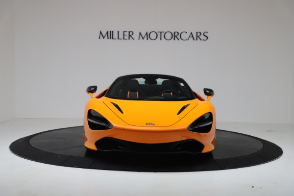 New 2020 McLaren 720S Spider Performance for sale $374,440 at Maserati of Greenwich in Greenwich CT 06830 12