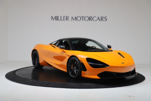 New 2020 McLaren 720S Spider Convertible for sale $374,440 at Maserati of Greenwich in Greenwich CT 06830 14
