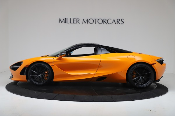 New 2020 McLaren 720S Spider Performance for sale $374,440 at Maserati of Greenwich in Greenwich CT 06830 15