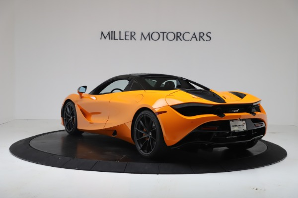 New 2020 McLaren 720S Spider Performance for sale $374,440 at Maserati of Greenwich in Greenwich CT 06830 16