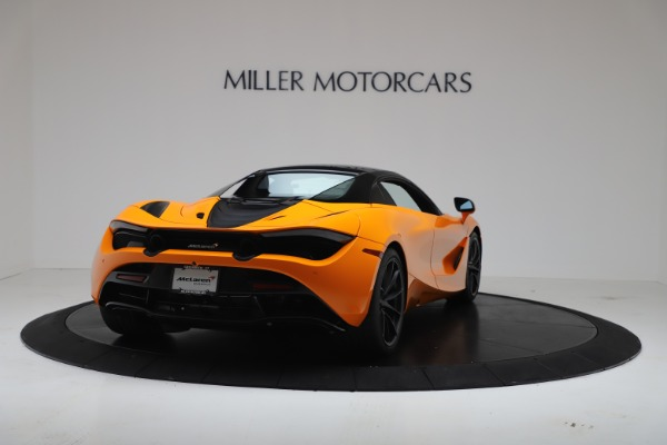 New 2020 McLaren 720S Spider Convertible for sale $374,440 at Maserati of Greenwich in Greenwich CT 06830 17